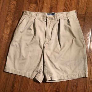 Polo by Ralph Lauren Tyler Shorts SZ 34